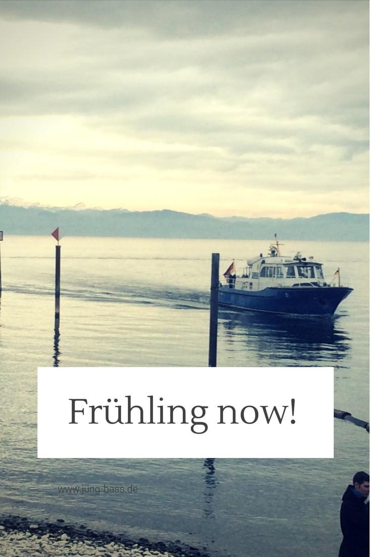 Frühling now!